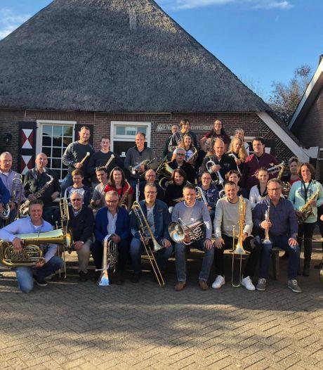 Fanfare Westervoort haalt afgelast feest in: jubileumconcert met basisschoolleerlingen
