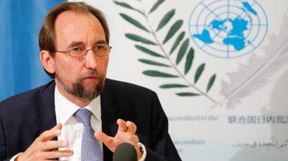 """VN-Mensenrechtencommissaris hekelt Europese """"schijnheiligheid"""" in migratiedossier"""