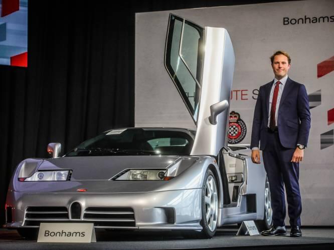 Van de wagen waarin Boudewijn en Fabiola trouwden tot een exclusieve Bugatti met een prijs 'vanaf 2 miljoen euro': waarom het geld dit weekend weer zal rollen in Knokke