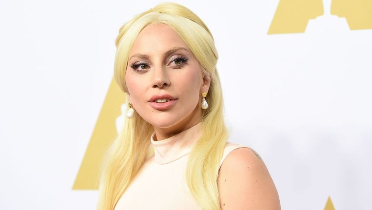 Lady Gaga. Beeld AFP