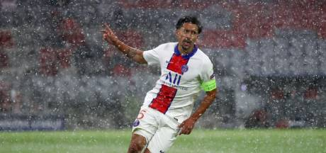 PSG zonder Marquinhos, Verratti en Florenzi onzeker