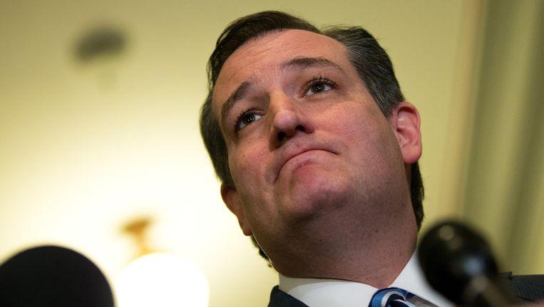 Ted Cruz Beeld getty