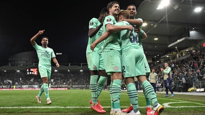 Vanavond op tv: 100 dagen in je hoofd, Keuringsdienst van waarde en UEFA Europa League: PSV – AS Monaco