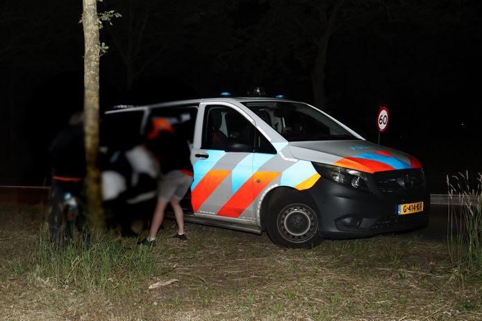 Snorfietser zwaargewond gevonden in Volkel.