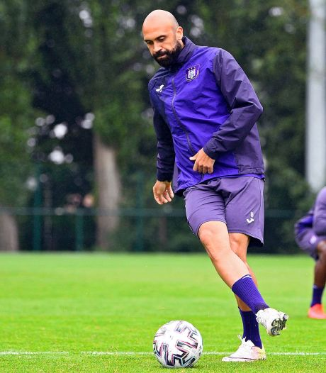 Anthony Vanden Borre est de retour à Anderlecht mais...