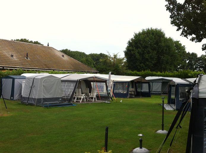 De regels voor campings en vakantieparken in Twente worden enigszins versoepeld.