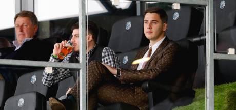 Kakhi Jordania eist bijna twee miljoen euro van FC Den Bosch