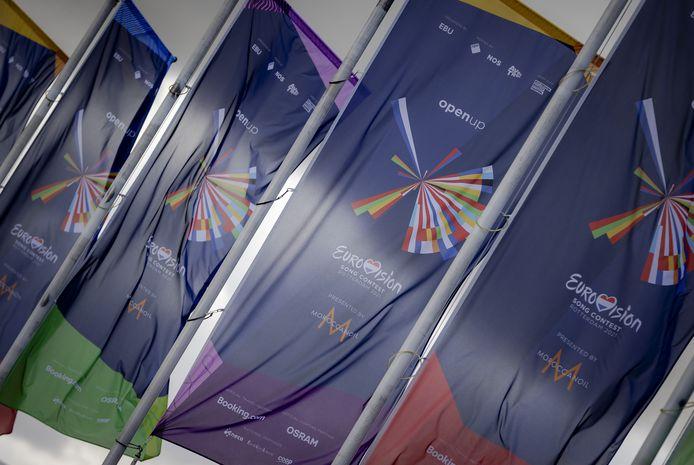 Het Eurovisie Songfestival begint op 18 mei.