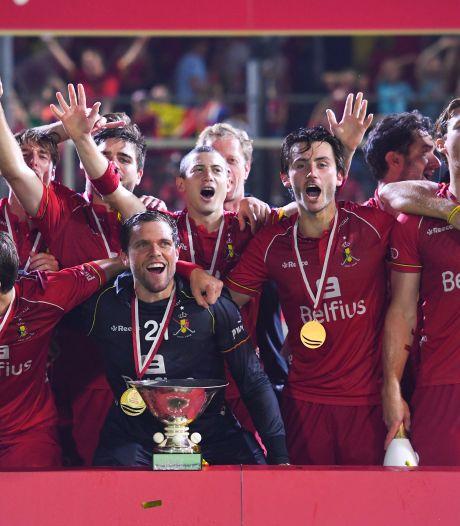Voici le calendrier de la Belgique lors de la Pro League 2020