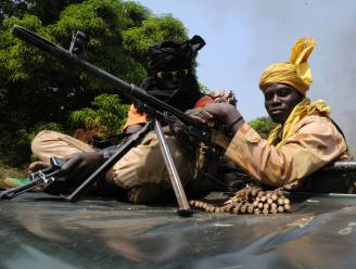 Rebellen nemen presidentieel paleis Centraal-Afrikaanse Republiek in