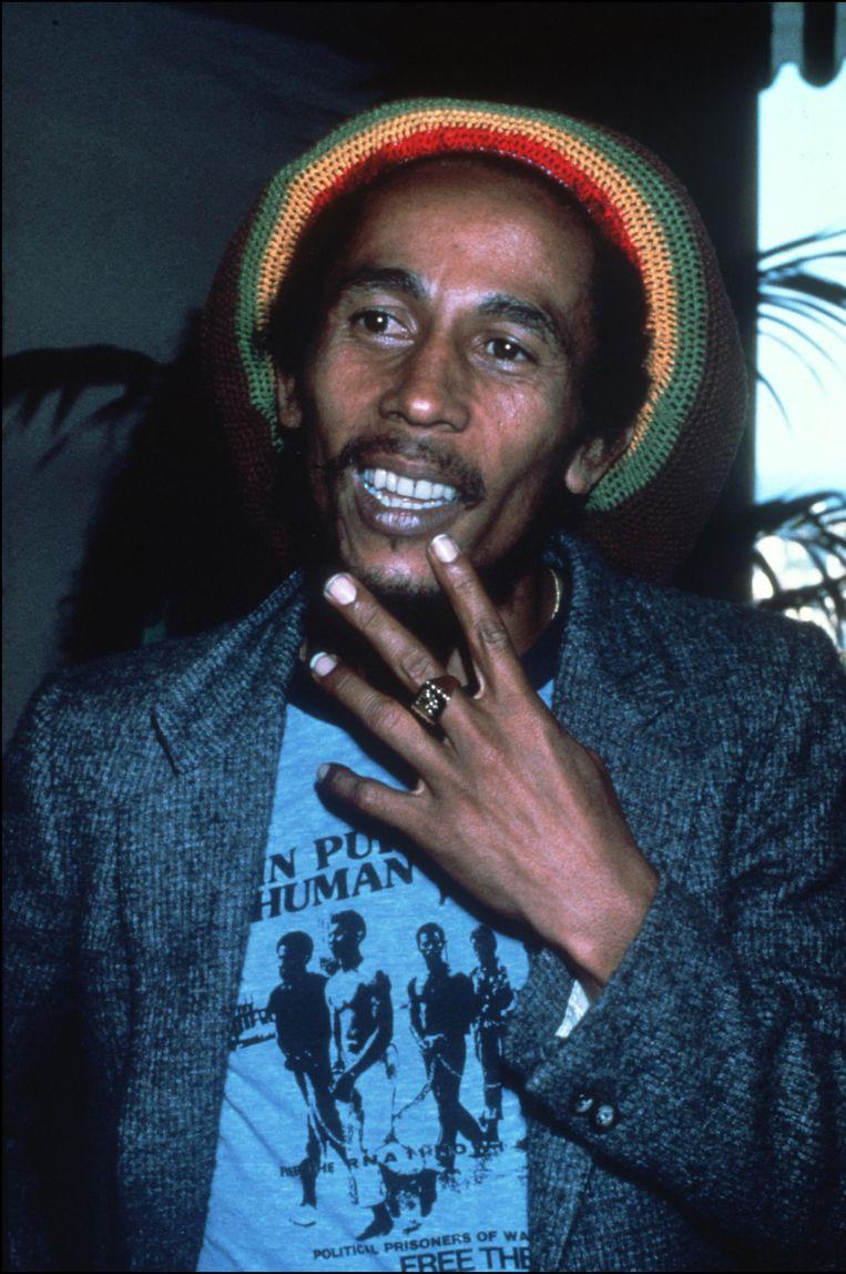Bob Marley Beeld PhotoNews