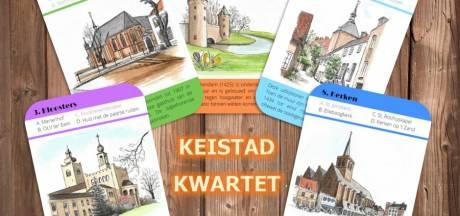 Kwartetten met Amersfoortse monumenten, torens én bekende stadsgenoten