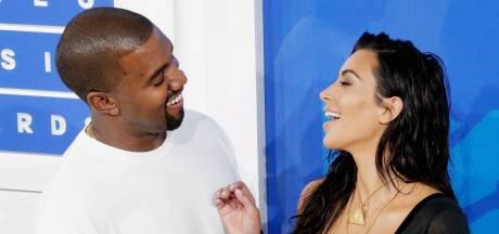 Kanye West brengt serenade aan Kim op haar verjaardag