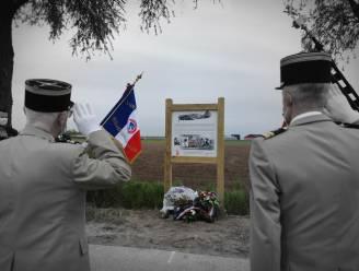 """Herdenkingsplaat voor 21-jarige Franse piloot die op tweede dag van WOII stierf in Meer: """"Belangrijk om herinneringen aan oorlogsslachtoffers levend te houden"""""""