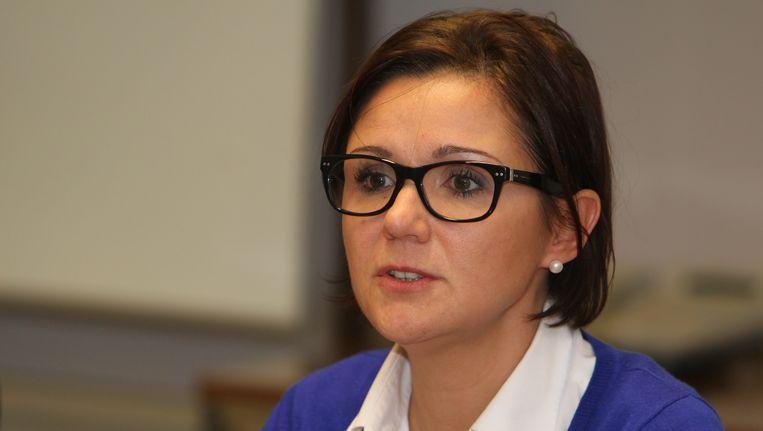 De Hasseltse burgemeester Hilde Claes. Beeld BELGA