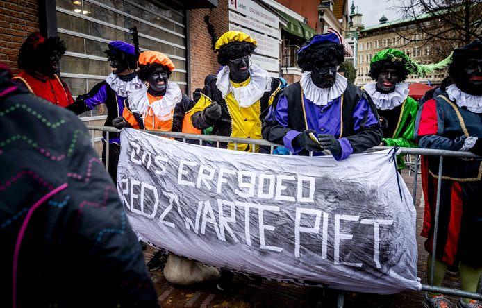 Protesten elders in het land voor het behoud van Zwarte Piet