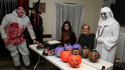 Fakkeltocht en heksenfestijn