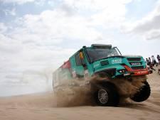 Van Genugten toch nog tweede in koninginnenrit Dakar: 'Morgen er eens goed voor zitten'