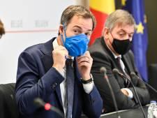 """Vers un confinement """"à la française""""?: les nouvelles mesures sur la table du Comité de concertation"""