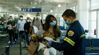 Toeristen moeten vragenlijst invullen en krijgen QR-code voor ze Griekenland binnen mogen
