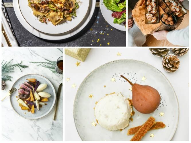 """Wat bieden de feestfoodboxen van HelloFresh, Foodbag, Ekomenu en 15Gram? """"Van op-en-top Belgisch tot diner in 30 minuten"""""""