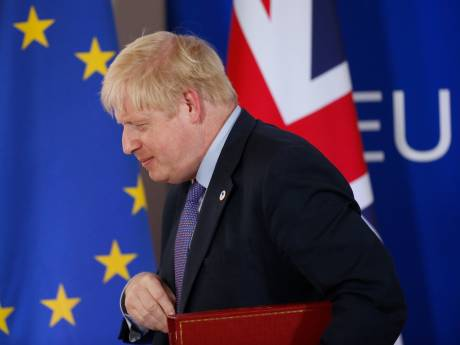 Brits parlement bijeen over brexitdeal: erop of eronder voor Johnson