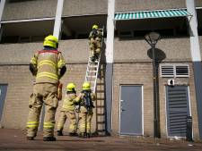 Politie pakt bewoner op voor poging brandstichting in zijn appartementcomplex in Zevenaar