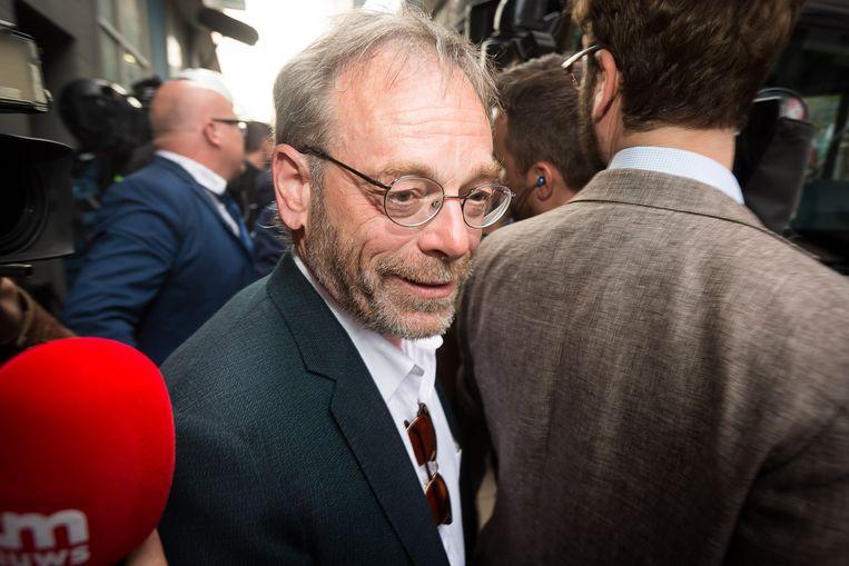 N-VA-Kamerfractieleider Peter De Roover.
