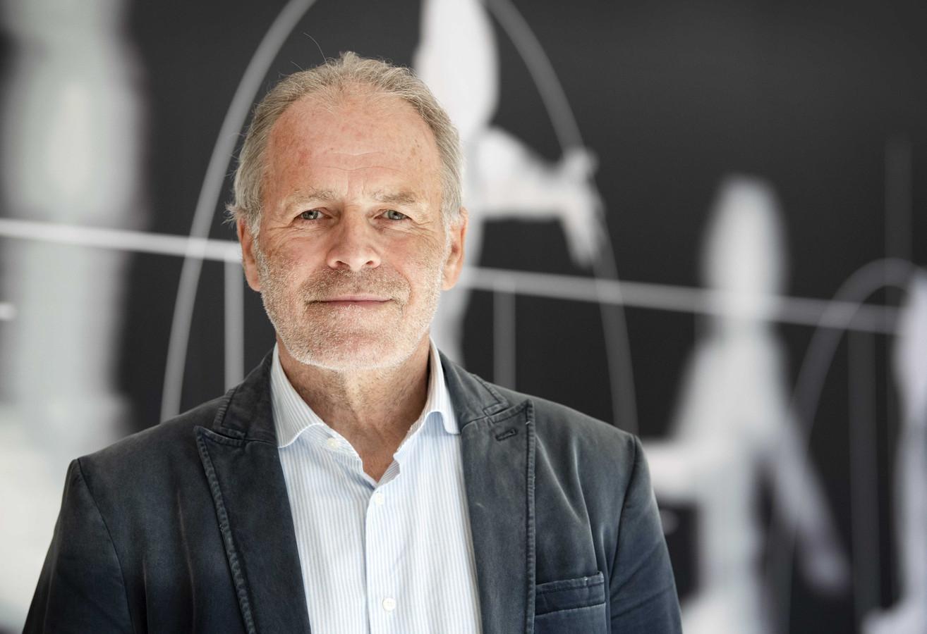 Gerard Dielessen, algemeen directeur NOC NSF.