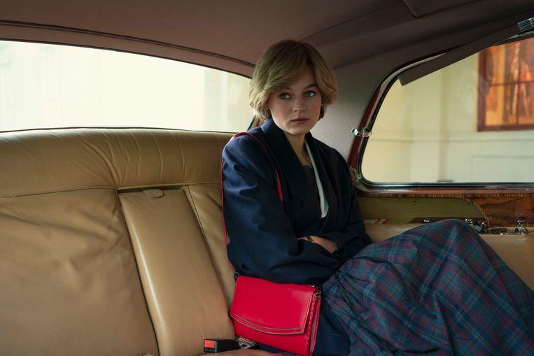 'The Crown' Beeld Des Willie/Netflix