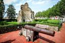 Jeanne De Panne: de duvetorre