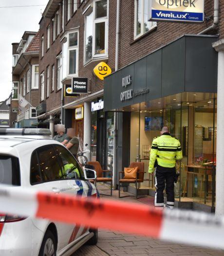 Opticien Polman looft 5000 euro uit om de daders van de overval in Oosterbeek te pakken te krijgen