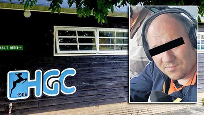 Luigi C. (inzet) was een actieve vrijwilliger bij HGC.