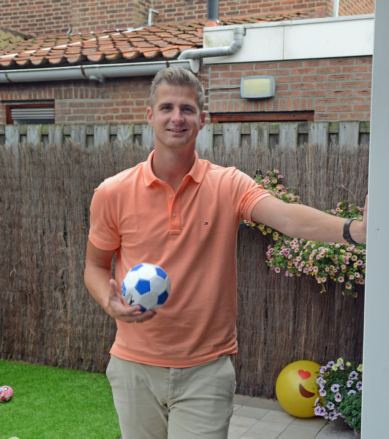 Michel Maaskant is de nieuwe trainer van Bruse Boys.