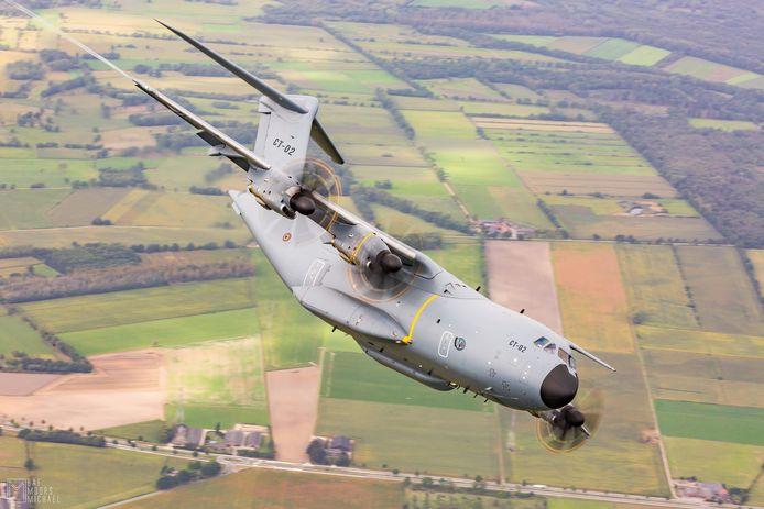 De nieuwe A400M-toestellen worden vanaf volgend jaar geleverd.