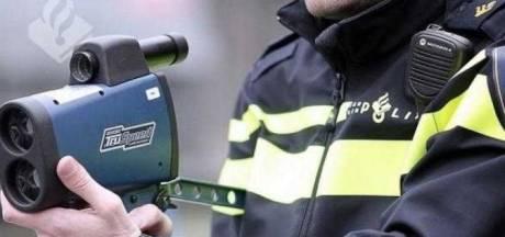 Met 70 door de bebouwde kom: 75 mensen op de bon geslingerd in Deurne
