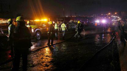 Minstens negen doden bij ontploffing van tankwagen in Lagos