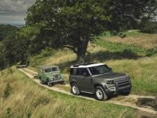 Land Rover vervangt icoon na 71 jaar: dit is de nieuwe Defender