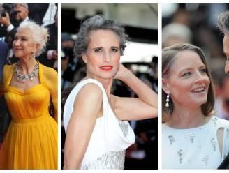 Grijs haar is een hit op het filmfestival van Cannes (en is dus officieel niet langer iets om je voor te schamen!)