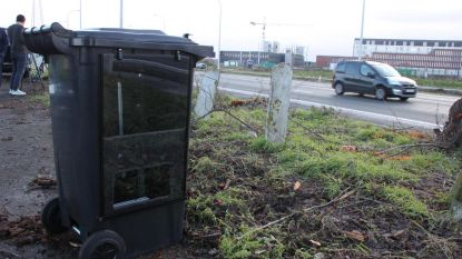 Vuilnisbakcamera aan VTI: 70 procent bestuurders te snel in zone 30
