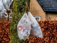 Plastic in stadscentra van Tiel en Culemborg gaat deze week ondergronds