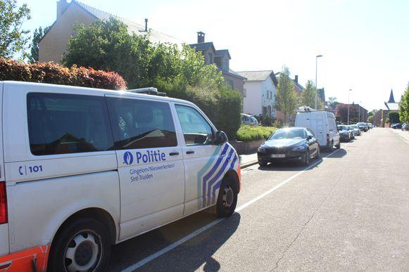 De politie en het parket kwamen ter plaatse voor een onderzoek