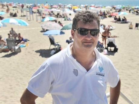 Vlissingse strandbeheerder Albert Dijkstra aan de kant gezet. 'Ik heb er niet van geslapen'