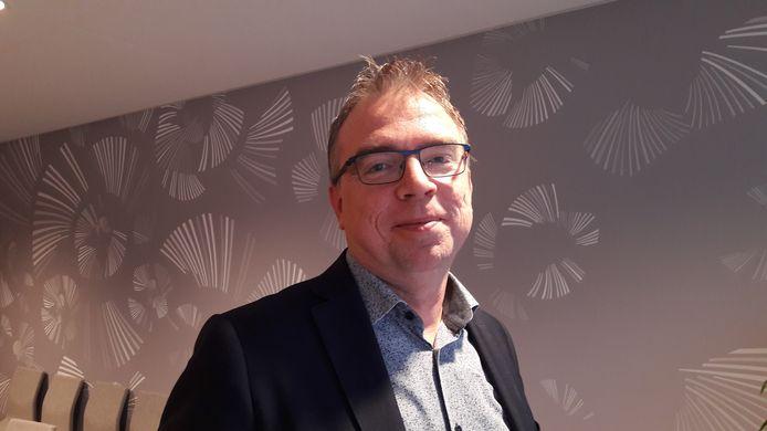 Guido Mertens, de nieuwe woningbouwregisseur van de gemeente Meierijstad. De externe kracht werkte onder meer in Eindhoven en Maastricht.
