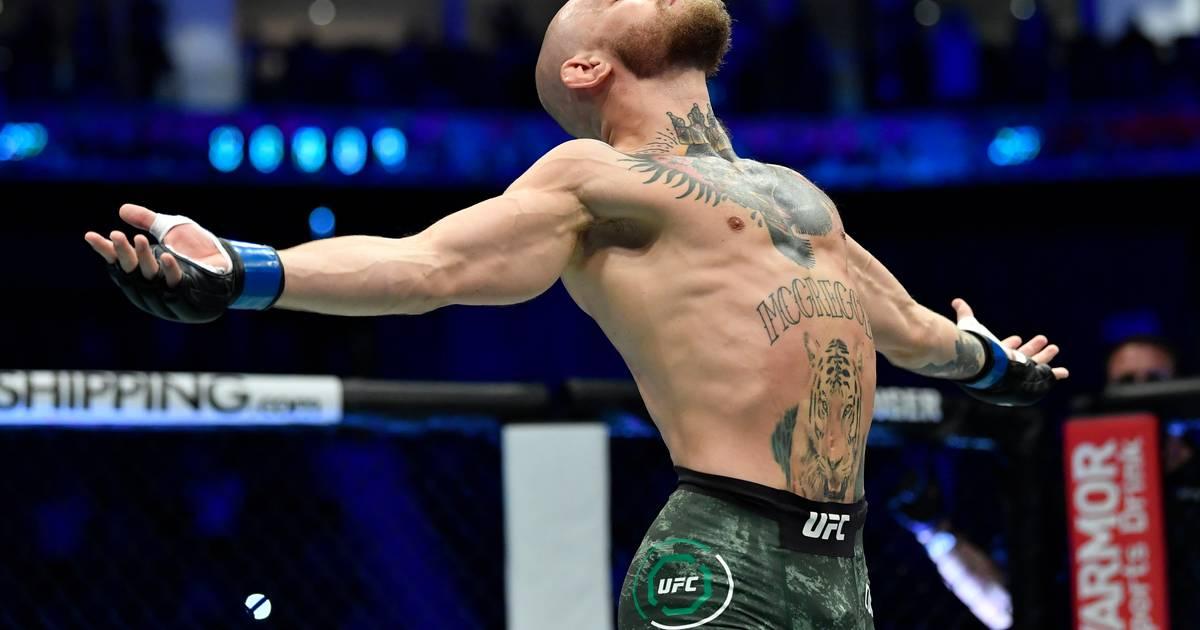 Conor McGregor double sa fortune en vendant sa marque de whisky - 7sur7