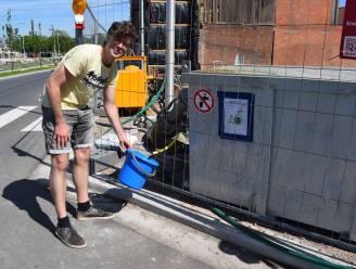 Zelzate verplicht aannemers opgepompt grondwater ter beschikking te stellen aan burgers