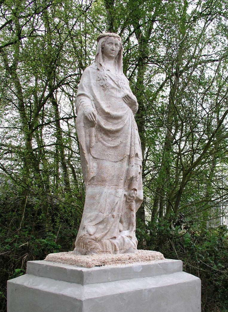 Bird Seed Madonna van Griet  Dobbels, nieuw. Beeld Verbeke Foundation