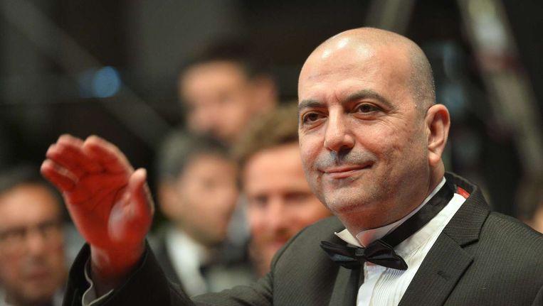 De Nederlands-Palestijnse regisseur Hany Abu-Assad. Beeld null