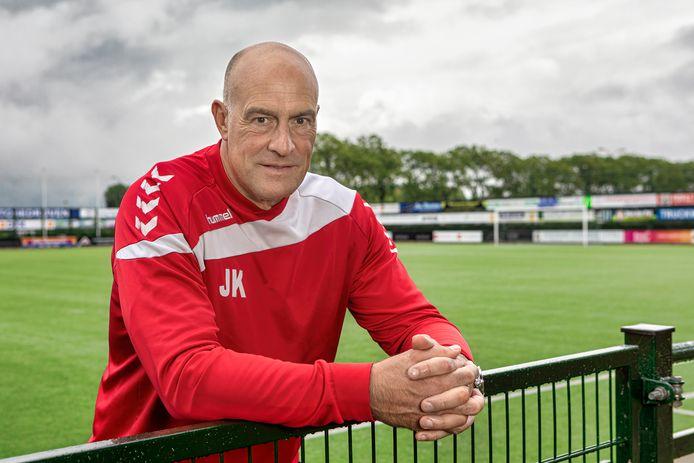 John Karelse, trainer van Achilles Veen