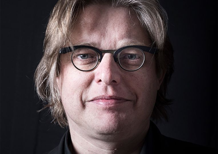 Bart Cammaerts. Beeld Wanda Detemmerman